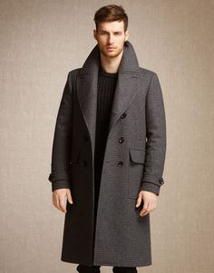 Milford Coat | Men's Designer Jackets & Coats | Belstaff