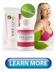 Total curve breast enhancement cream and pills.