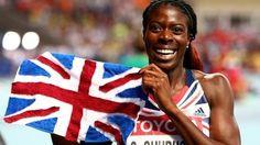 World Athletics 2013: Christine Ohuruogu wins gold in photo-finish