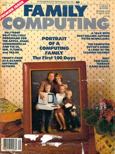 Family Computing magazine, Volume 1, Issue 1 -  September 1983