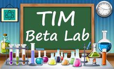 #TIMbeta LAB #missaobeta