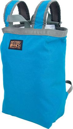 Mystery Ranch Booty Bag blue