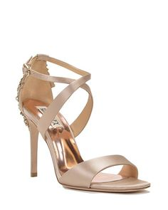 Cadence Embellished Heel Evening Shoe