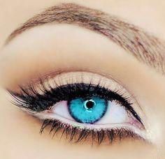 Eyeliner - white underline