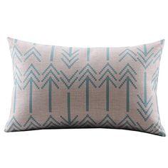 "Create For-Life Cotton Linen Decorative Pillowcase Throw Pillow Cushion Cover Chevron Blue Rectangle 12"" * 20"" Hmlover(TM) http://www.amazon.com/dp/B00N0ESBX6/ref=cm_sw_r_pi_dp_ferpwb0YAWGG2"
