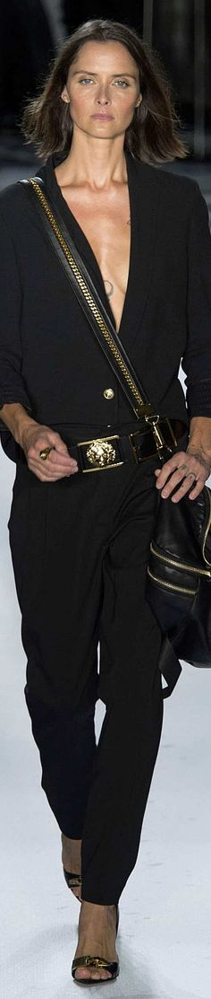 Versus Versace Spring 2015 Ready-to-Wear