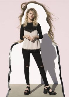 Abstract & Messy Fashion Collages – Fubiz Media