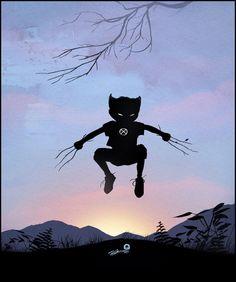 Wolverine Kid by *AndyFairhurst on deviantART