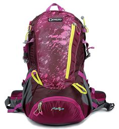 PEGGYNCO Outdoor Backpack with Multi-compartment for Camping Hiking Traveling * You can get more details here : Backpacks for hiking