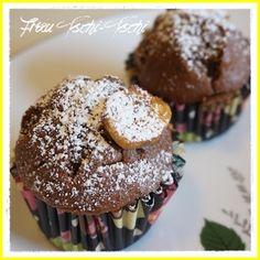 Nutella – Bananen – Muffins