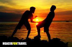 Pulau Tidung Indonesia Photo by Ngacir Fun Travel - www.ngacirfuntravel.com
