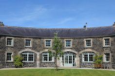 Lissanoure Castle Weddings Courtyard Ireland Wedding Reception Areas Northern