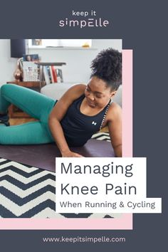 If you've been suffering from knee pain when running or cycling then read on to find out some of the the common causes, symptoms as well as ways to manage and prevent injuries.