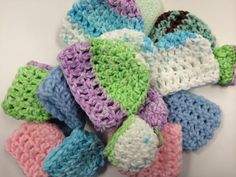 Crafting Hats for Grieving Families: Collection of Crochet Hats
