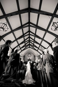 Anna and Spencer Photography, Wedding Ceremony, LaGrange First Presbyterian Church
