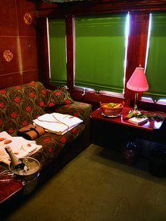 Al Andalus - Luxury Train suite
