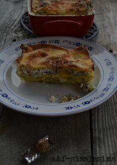 acqua e farina-sississima: lasagne ai carciofi