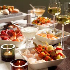 Gourmetten met vis Fondue, Wok, Barbecue, Christmas Time, Yummy Food, Dinner, Ethnic Recipes, Drinks, Gourmet