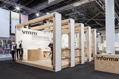 re.lab Euroshop / exhibition stand on Behance