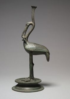 Ibis Eating a Lizard | Cleveland Museum of Art   Pinned by y Lezama Art