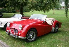 252 Best Triumph Cars Images Antique Cars Br Car British Car