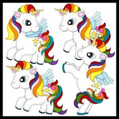 Rainbow Unicorns will take over the earth....