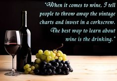 The best way to learn about #wine drinking