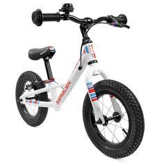 "2018 US Edition 12"" Freewheel Balance Bike in Red|White|Blue"