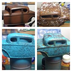 Ford 32 - rust