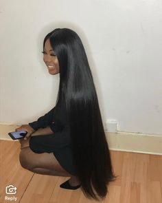 Best hair extensions companies – My hair and beauty Weave Hairstyles, Straight Hairstyles, Natural Hair Styles, Short Hair Styles, Brazilian Hair Bundles, Great Hair, Amazing Hair, Silk Hair, Hair Dye Colors