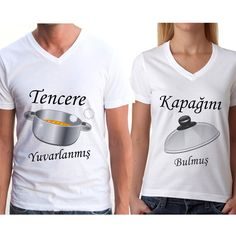 Sevgili Tişörtleri - Tencere ve Kapak Valentines, V Neck, T Shirts For Women, Twitter, Fashion, Valentines Day, Love, Valentine's Day Diy, Moda