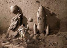 Joo Heng Tan Sand Sculpture