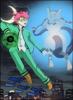 The Disastrous Life of Saiki K Nan, Fanarts Anime, Pokemon, Fan Art, Cool Stuff, Board, Pictures, Life, Fictional Characters