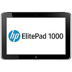 HP ElitePad 1000 G2 J5N63UT 10.1-inch Tablet PC - Intel Atom Z3795 1.6 GHz Quad-Core Processor - 4 GB LPDDR3 SDRAM - 64 GB Storage - Wireless 802.11 a/b/g/n - Bluetooth 4.0 - Windows 8 Professional 64-bit - Black