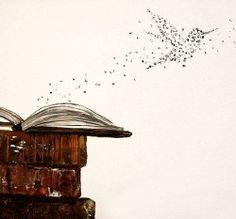 Read a book, take flight