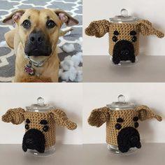 I get to recreate the cutest dogs in yarn! #hookedbyangel  #Regram via @hookedbyangel