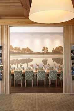 Hazeltine National Private Dining Room