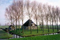 Droogmakerij de Beemster (Beemster Polder) (UNESCO World Heritage Site) - Noord-Holland (NH), The Netherlands