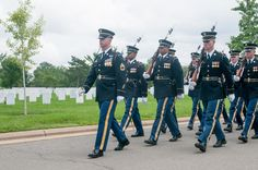Sgt. Joseph M. Snock was laid to rest by Hotel Company Soldiers of One Legion 1st BN, 3rd US INF REG, (The Old Guard) in Arlington National Cemetery on July 6th, 2015. Sgt. Snock was killed in action on December 30th, 1950. On July 3rd, 2015 it was announced by the Department of Defense POW/MIA Accounting Agency that Sgt. Snock's remains had been recovered and Identified. Sgt. Snock has been in laid to rest in our nation's most hallowed ground dedicated to honoring those who made the…