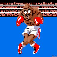 Bald Bull Evolution by Brother Brain ★ Punch-Out!! (Arcade) Nintendo 1984.Mike Tyson's Punch-Out!! (NES) Nintendo 1987.Super Punch-Out...