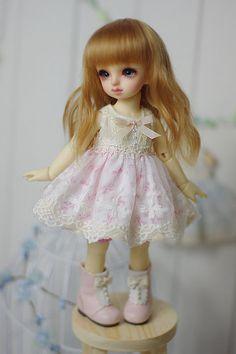 BJD clothes doll dress BJD dress 1/6 sd doll dress bjd girl dress
