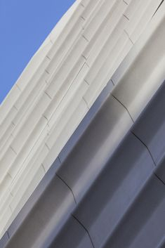 SFMOMA Expansion by Snøhetta, San Francisco, USA. New facade made of fabricated FRP (fiberglass reinforced polymer) panels.