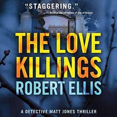 awesome The Love Killings | Robert Ellis | AudioBook Free Download