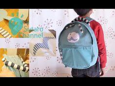 だるまリュックサックの作り方 How to make the DARUMA rucksack - YouTube