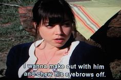April Ludgate is my spirit animal.