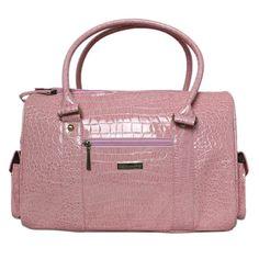 spring pink purse