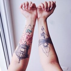 This Harry Potter tattoo makes ink chic