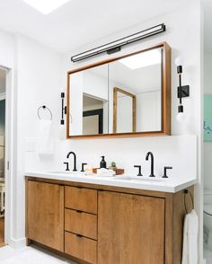 As a wise, yelling, salon-taking-over, Australian Tabitha once said, DETAILS MATTER! One of my favorite details of my home are the @jasonwu x @brizofaucet fixtures in my bathrooms. It's nice to know that even if I'm having a fuggle face day, I can look at something beautiful while I stand at the sink, weeping about how much I love you. HAVE A GREAT WEEKEND EVERYONE. And if you don't get my Tabitha reference ASK A FRIEND!