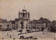 Warszawa, Plac Krasińskich