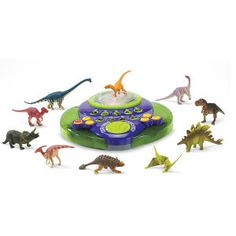 Electronic Interactive Dinosaur Encyclopedia - Toys, Games, Electronics & Crafts – Educational, Imaginative & Fun